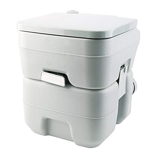 Detectoy 20L Camping Toilette Tragbare...