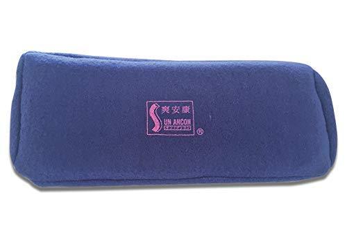 chi-enterprise Fuß-Schoner für Original Sun Ancon Chi-Maschine I weiche Fuß-Auflage als Schutz bei schmerzenden Knöcheln I angenehme Soft-Polster für Premium-Chi-Massage-Gerät SDM-888-323 -777