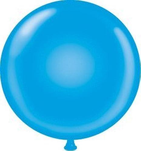 Mayflower Balloons 38137 17 Inch Blau Tuftex Packung mit 72