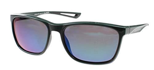 Ozzie Sonnenbrille SportUnisex Kat.3 Wanderer dunkelgrün