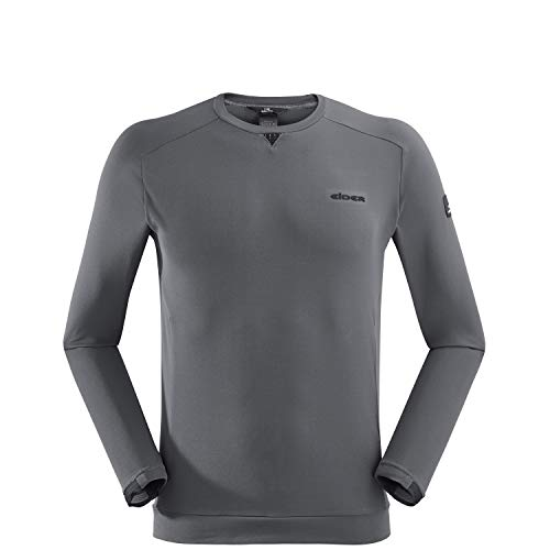 Eider BROCKWELL Sweat Homme, Crest Black, FR (Taille Fabricant : XS)