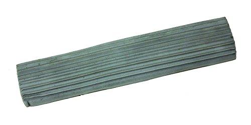 ROZENBAL 231044Ricarica Spugna per Scopa épongeur PVA Nero/Argento 35x 11,5x 5cm