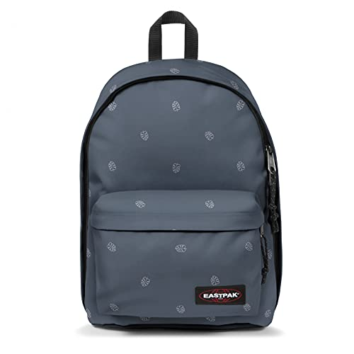 Eastpak Out Of Office Zaino, 44 cm, 27 L, Azzurro (Line Afternoon)