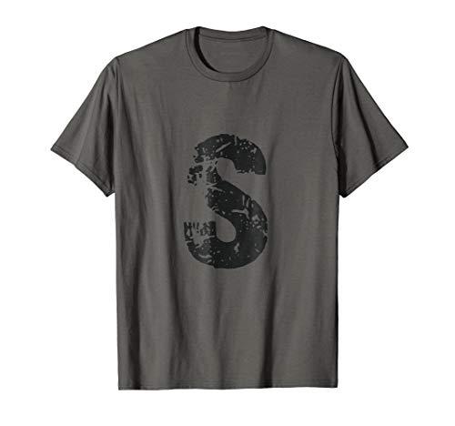 S T-Shirt Funny Tee.