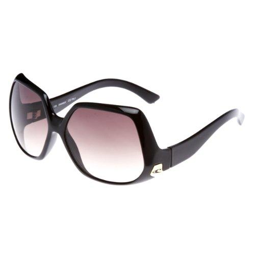 O'Neill Damen Sonnenbrille Gr. One Size, Schwarz - Schwarz