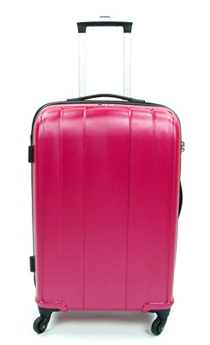 Maleta Trolley Jaguar Airline Medium 717 Cherry