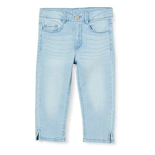 ESPRIT Kids Rq2914503 Pants Jeans, Blu (Bleached Denim 413), 134 cm Bambina