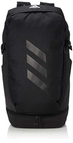 adidas Creator 365 BP Rucksack, Unisex für Erwachsene Einheitsgröße Schwarz / Schwarz / Weiß