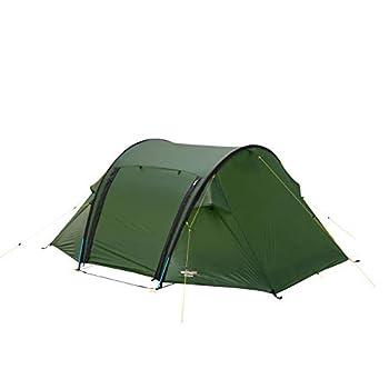 Wechsel Tents Zero-G Line Pioneer - Tente Tunnel 4 Saisons pour 2 Personnes - Vert