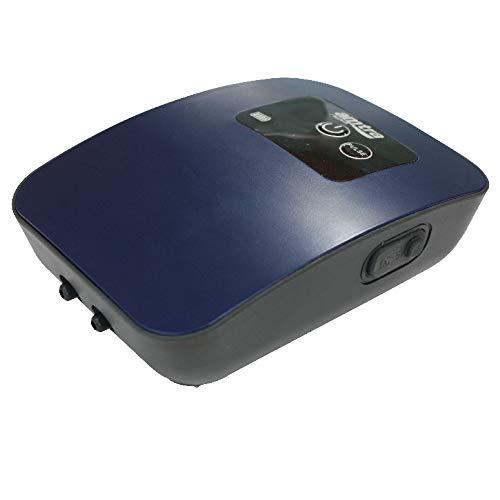 AMTRA AIR SYSTEM 120 UPS - 2,0 lt/minuto - aeratore per acquario con funzione UPS salvavita integrata