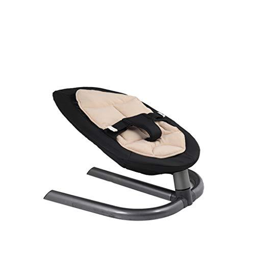 Qi Tai Wiege Stuhl Baby-Kinderschaukelstuhl Babywiege Recliner Neugeborenen Komfort Stuhl Shaker Baby Schaukelstuhl (Farbe : D)