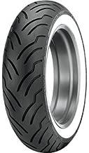 Dunlop Tires American Elite WWW Rear Tire - 180/65B-16/Wide Whitewall