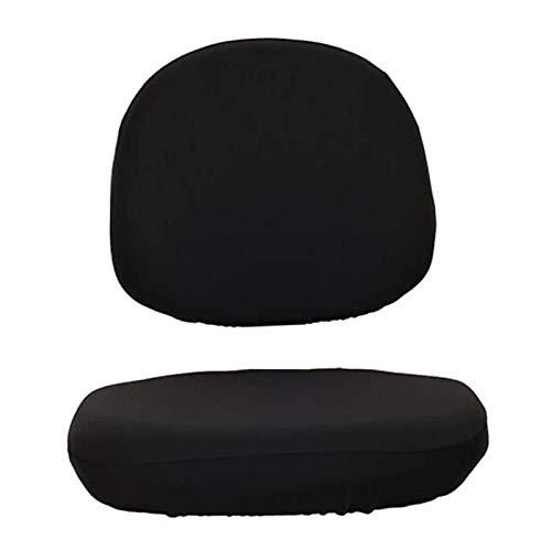 Mindruer Anti-Staub-Staub-Abdeckung für Bürostuhl, Bürostuhl-Abdeckung (schwarz)
