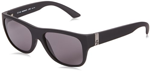 Scott Herren Lyric Sonnenbrille, Schwarz Soft Touch/Grau, Einheitsgröße