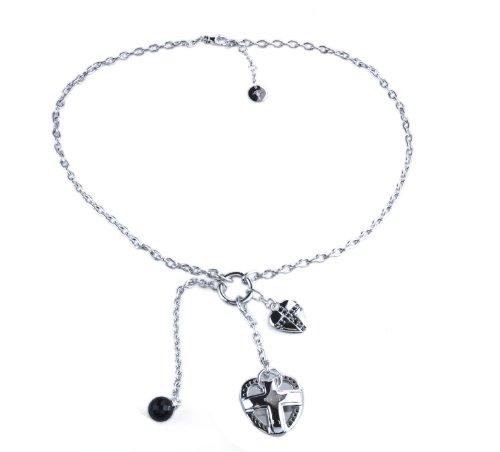 Joop! Damen-Halskette 925 Sterling Silber JPNL90322B420
