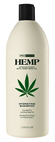 Pro Beaute Pro Beauty Hemp Hydrating Shampoo, 33.8 Ounce