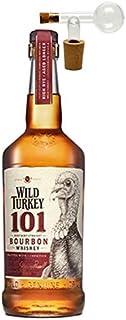 Wild Turkey 101 Proof Kentucky Straight Bourbon Whiskey  1 Glaskugelportionierer