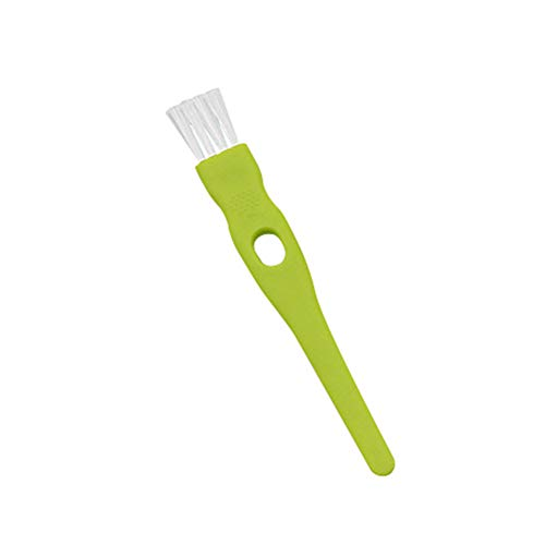 Oce180anYLV Mini-Bürste für Tastatur, Schreibtisch, Bücherregal, Staubentfernung mehrfarbig