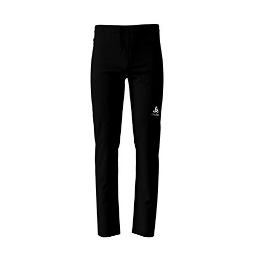 Odlo Herren Pants Aeolus Element Hose, Black, M