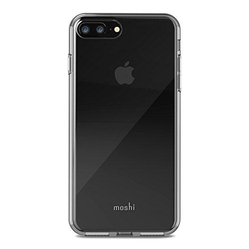 Moshi Vitros - Carcasa Transparente antigolpes para iPhone 8/7 Plus