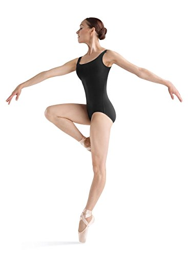 Bloch Dance Damen Faire Microlux Tank-Trikot, Damen, schwarz, Small