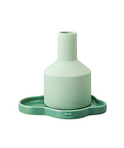 BRUNO 加湿器 卓上 花瓶 ライトグリーン ブルーノ パーソナル気化式加湿器VASE BDE047-LGR