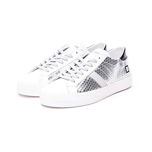 Sneaker Donna D.A.T.E. cod.W321HLPGSL SILVER SIZE:38