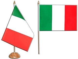 Flaggenfritze Tafelvlag tafelvlag Italië - 15 x 22 cm