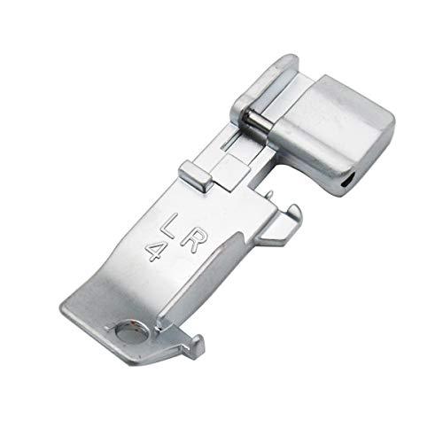 KUNPENG - 1piezas- # XB0316-001 Prensatelas ajuste para Brother Overlock COSTURA 634D, 925D, 929D, 935D, 1034D, 3034D