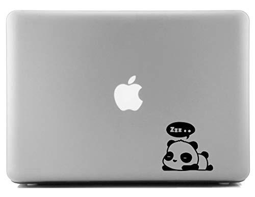 Sleeping Dreaming Panda Decorative Laptop Skin Decal