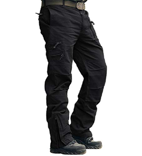 MAGCOMSEN Men's Cargo Work Trousers