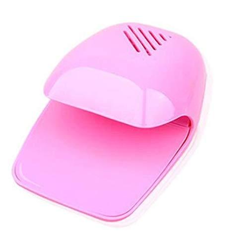 LsdnlxSecadores de uñas, Mini ventilador secador para secadora de uñas Máquina para barniz de gel Máquinas de curado de esmalte portátiles para el hogar Aparato de uñas