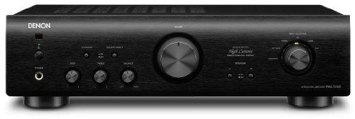 #02 MIGLIOR SCELTA - Denon D2072 Amplificatore Integrato Stereo PMA-720AE, 6 ingressi audio, Nero