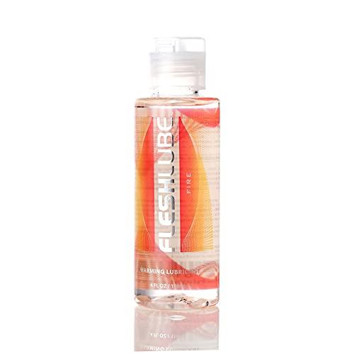 Fleshlight Fleshlube Fire - Gleitmittel mit Wärmeeffekt für die Verwendung mit allen Fleshlight-Produkten, 100ml