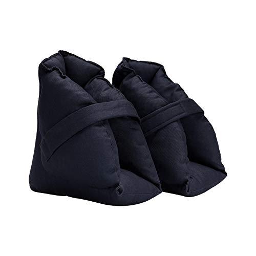Fersenpolster Fersenschoner Universal Waschbare Polster für die Anderen Fuß Ferse Schoner Druckschmerzen und Wundwirkung Fersenpolster gegen Wundliegen