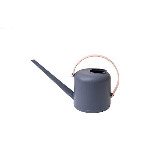TTCI-RR Regadera 1800ml Bucal Largo Agua CANS CASA Pot Pot BOTEL DE RIEING Dispositivo DE Agua FESHY Bonsai Control DE Agua OUTIDAD PRÁCTICA Herramienta de jardín (Color : Gray)