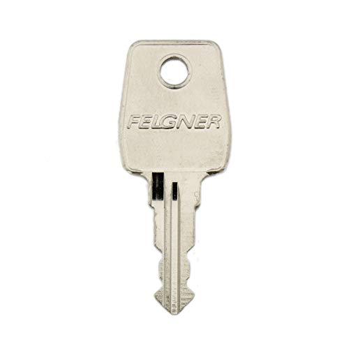 EuroLocks Ersatzschlüssel 9001 bis 9500 - für Briefkasten, Universal-, Möbelschlösser, etc. von EuroLocks (Code 9001 bis 9500) - Nachschlüssel, Zusatzschlüssel nach Nummer/Code - Schließung 9362