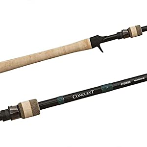 G. Loomis Conquest CNQ 843C MBR Mag Bass Casting Rod