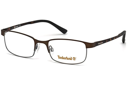 TIMBERLAND Eyeglasses TB1348 048 Shiny Dark Brown