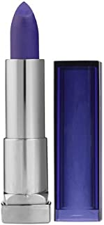 Maybelline New York Color Sensational The Loaded Bolds Lipstick, Sapphire Siren, 0.15 Oz (Pack of 2)