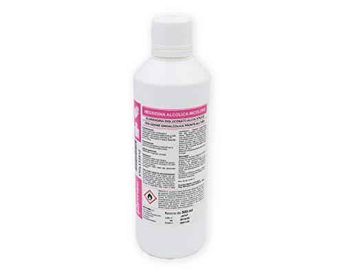 Neoxidina alcolica e incolore 500 ml disinfettante a base di clorexidina (0,5%)