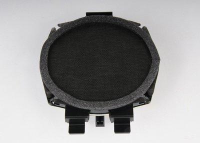 ACDelco 19116641 GM Original Equipment Front Door Radio Speaker,black