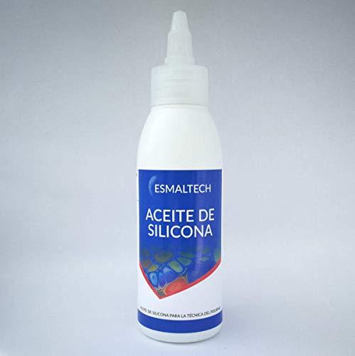 Aceite de Silicona 350cP | Lubricante Aceite de Silicona liquida 100ml