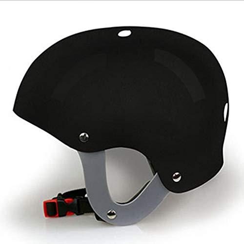 LXLX Berretto da Casco per equipaggiamento di Drifting equipaggiato con Casco per Moto d'Acqua (Colore : Bianca)