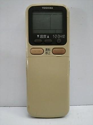 東芝 エアコンリモコン WH-A5B