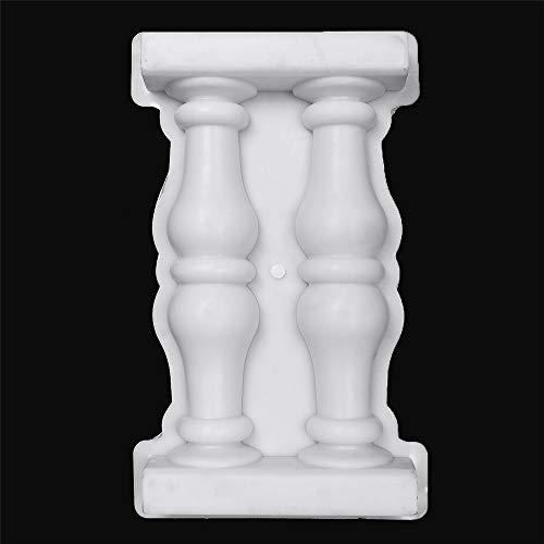 Tanchen Roman Column Mold Plastic Mould for Concrete DIY Craft Home Garden Ornament Decor