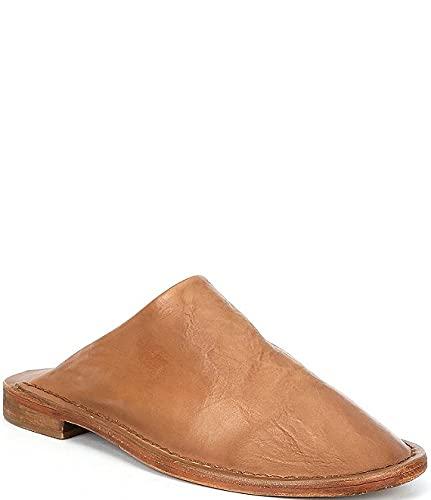 [フリーピープル] シューズ 27.0 cm サンダル Blake Stitch Down Leather Mules Taupe レディース [並行輸入品]