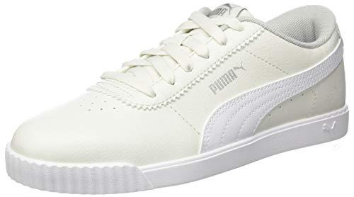 PUMA Carina Slim SL, Zapatillas Mujer, Rosa (Vaporous Gray White), 41 EU