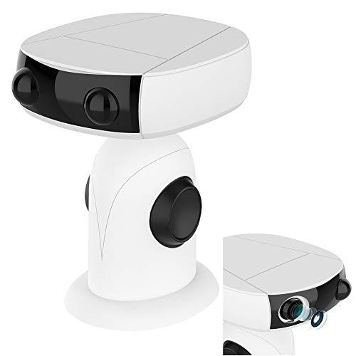 DYHOZZ 1080P Cámara de Vigilancia Interior/Exterior, Cameras de Seguridad WiFi, IP66 a Prueba de Agua, Visión Nocturna, Detección de Movimiento, Audio Bidireccional