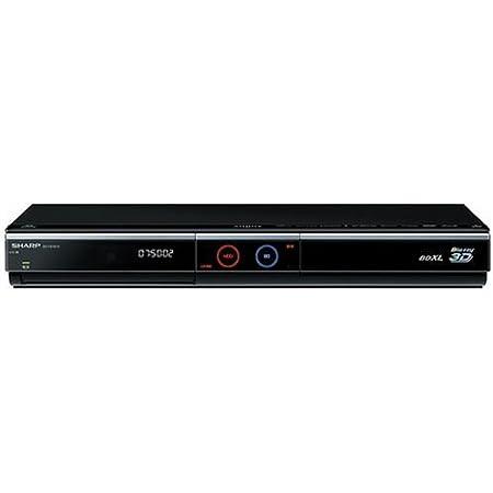 シャープ 500GB 2チューナー ブルーレイレコーダー AQUOS BD-HDW75